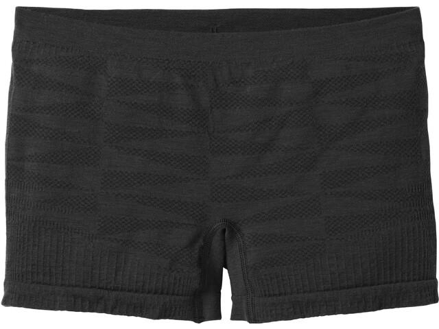 Smartwool Merino Seamless Boy Shorts Women Black